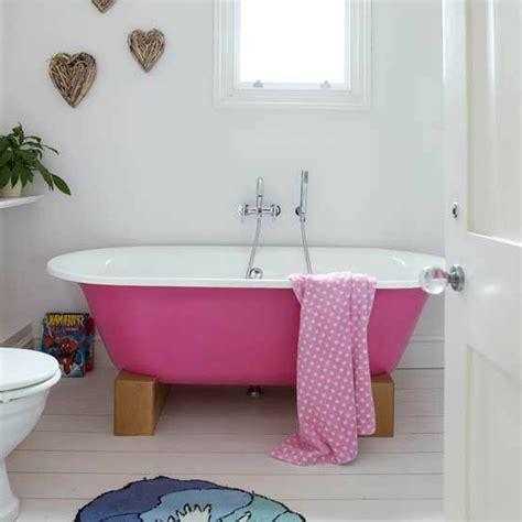 pink badezimmerideen modernes bad 70 coole badezimmer ideen