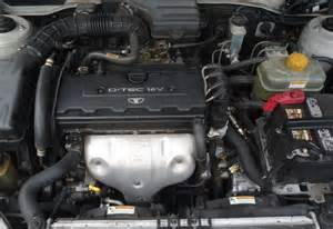 Daewoo Leganza Engine Capsule Review 2000 Daewoo Leganza The About Cars