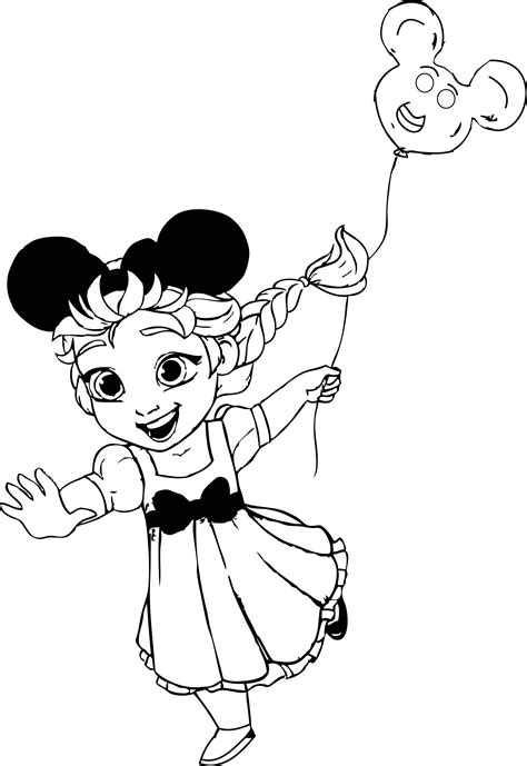 disneyland coloring pages    print