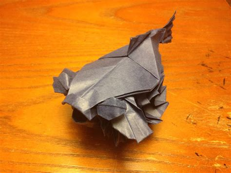 Origami Puffer Fish - free coloring pages dolphinitely some of the best origami