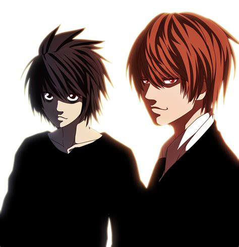 light l l and light by harumishi on deviantart
