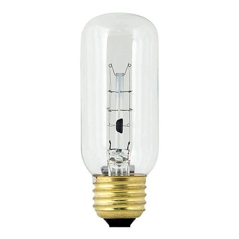 feit electric 40 watt original incandescent t12 light bulb