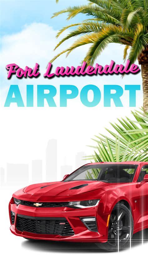 fort lauderdale airport car rental fll easirent