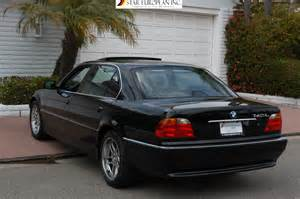 2000 Bmw 740il 2000 Bmw 740 Il For Sale 53 833 Original