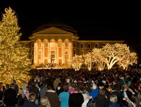 celebration of lights rings in the holiday season smu