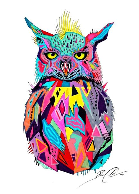 abstract owl wallpaper abstract owl on sale by pixiecold on deviantart