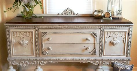 chalk paint buffet ideas furniture painting ideas idea box by nancy denick hometalk