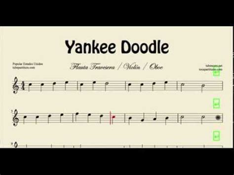 how to draw yankee doodle yankee doodle sheet for flute violin and oboe folk
