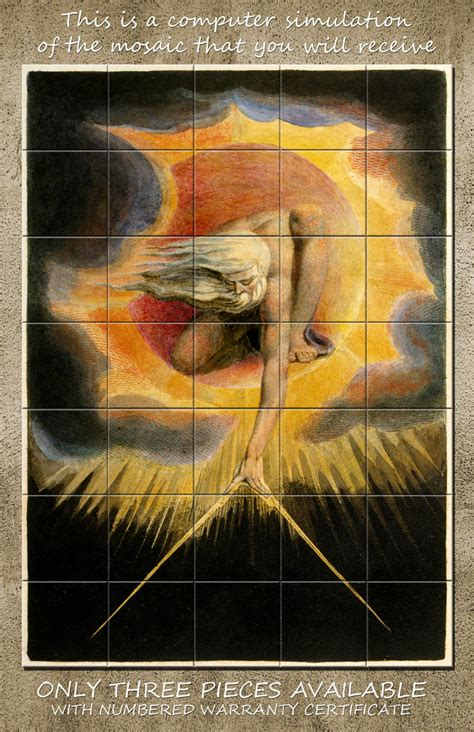 the great architect great architect of the universe by william blake by