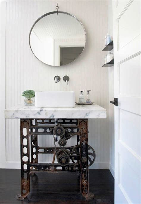 industrial bathroom sink 20 bathroom designs with vintage industrial charm decoholic
