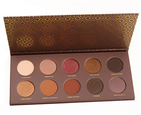 zoeva cocoa blend eyeshadow palette review photos swatches