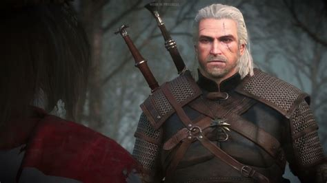 beard and hairstyles dlc the witcher 3 will have dynamic beard growth over time