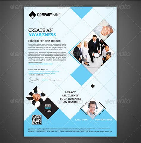 best corporate and business flyer template 56pixels com