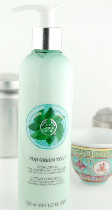 Fuji Green Tea Lotion 250ml the shop fuji green tea exfoliating soap bath tea