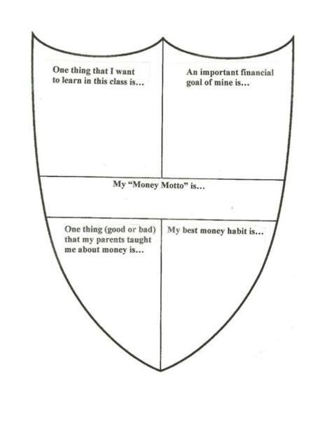 make your own coat of arms template coat of arms template symbols design