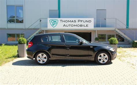 Bmw 1er Limousine Preis by Bmw 1er 116d Limousine Saphirschwarz Pfund