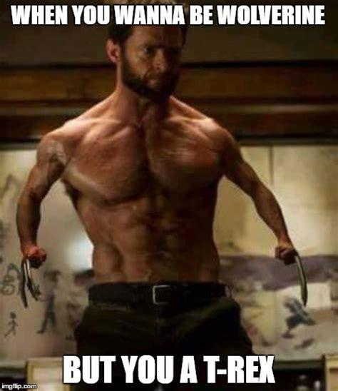 Wolverine Meme - dat feel imgflip