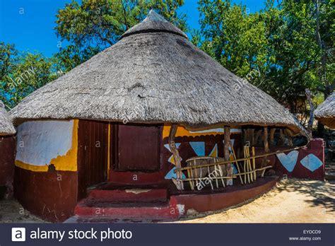 xhosa hutte lesedi cultural broederstroom near johannesburg