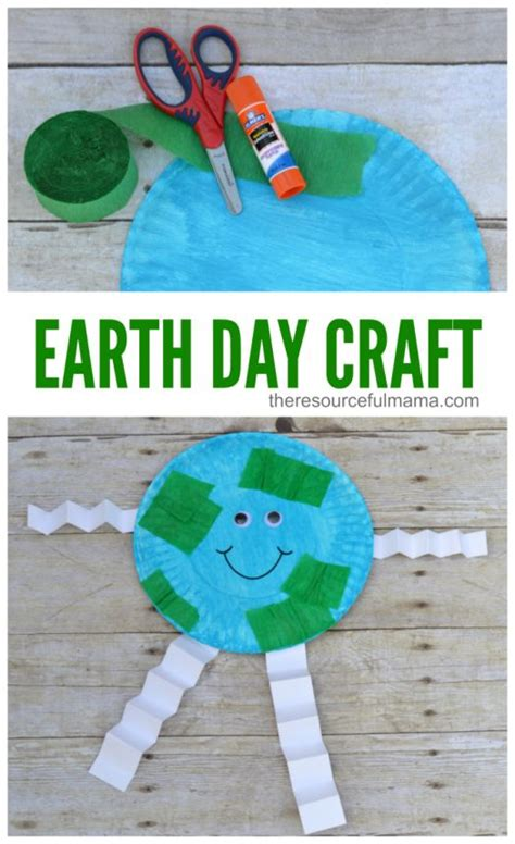 Earth Day Paper Crafts - best 20 earth day crafts ideas on