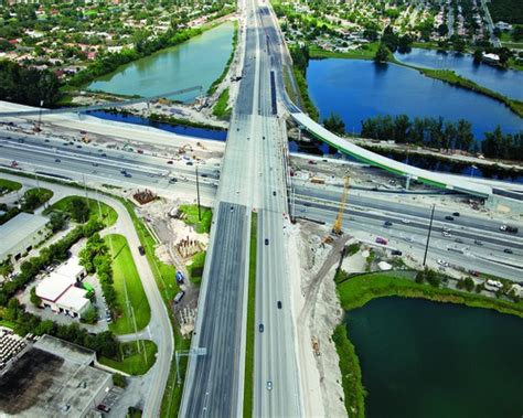 design build contract florida p3 delivery drives construction speed on florida s i 595