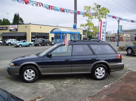 all car manuals free 1997 subaru legacy lane departure warning 1997 subaru legacy outback pictures information and specs auto database com