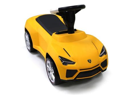 Lamborghini Bobby Car children slide car bobby car lamborghini urus