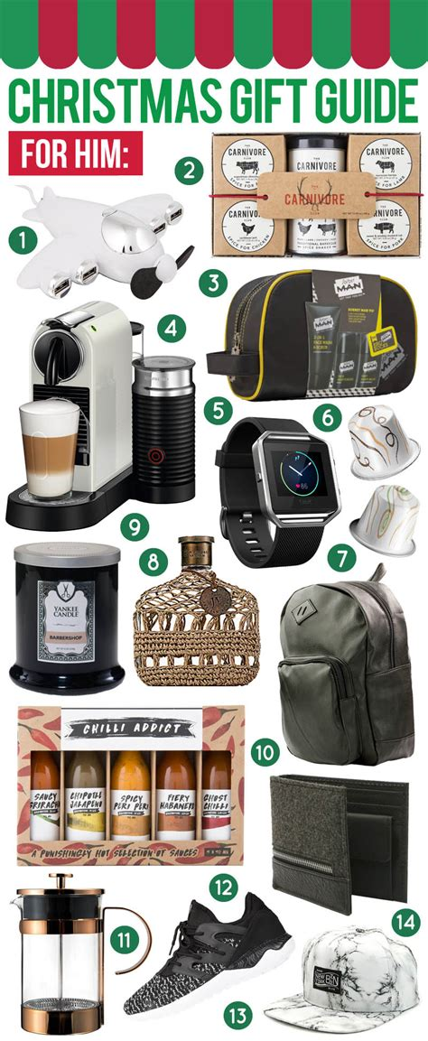 top 28 christmas gifts for him how to style your