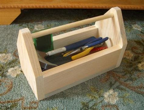 How To Make A Tool Box Out Of Paper - free tool box plans how to make tool box caddies