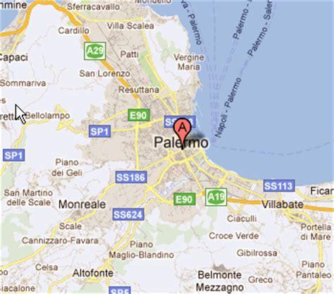 cartina sicilia zona palermo my