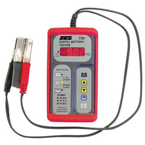 digital battery tester esi720 the home depot