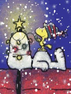 animated snoopy christmas    wallpapers  animated christmas gif mobile