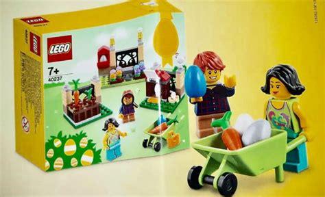 Lego Giveaway 2017 - easter lego 2017