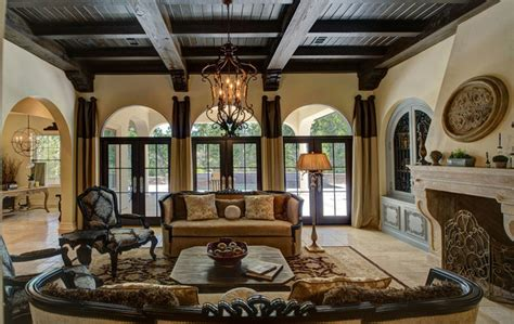 Cool Bedroom Decorating Ideas french country manor mediterranean living room other