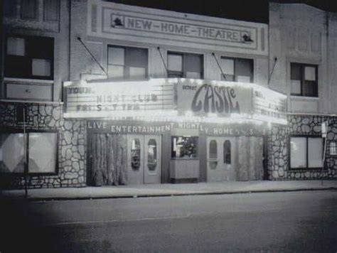 home theatre  detroit mi cinema treasures