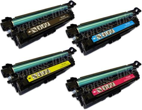 Diskon Toner Hp Hp 651a Black Ce340a hp ce340a 3a compatible toner cartridge combo 651a