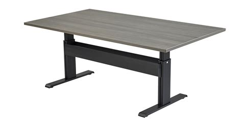 Adjustable Height Conference Table Newheights Elegante Xt Conference Table Review