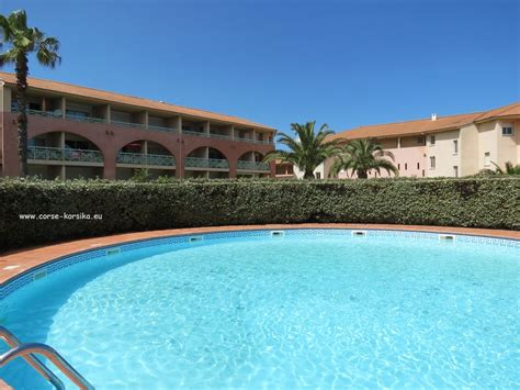 corsica appartamenti sul mare moriani plage appartamento in tranquillo residence sul