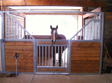 how to stall ok corrals stalls fencing doors stalls equine