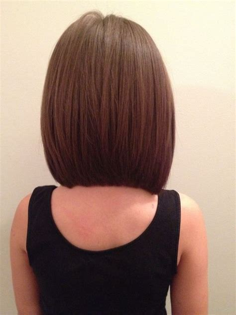 back of haircuts shoulder long bob haircuts back view bobs your hair and angled bobs