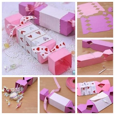 diy gift boxes wonderful diy lovely shaped gift box
