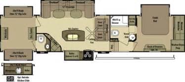 bunkhouse 5th wheel floor plans 5th wheel front bunkhouse floor plans carpet vidalondon