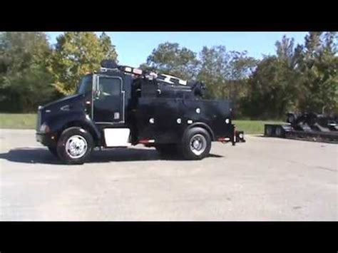 kenworth service truck for sale 1999 kenworth t300 service truck youtube