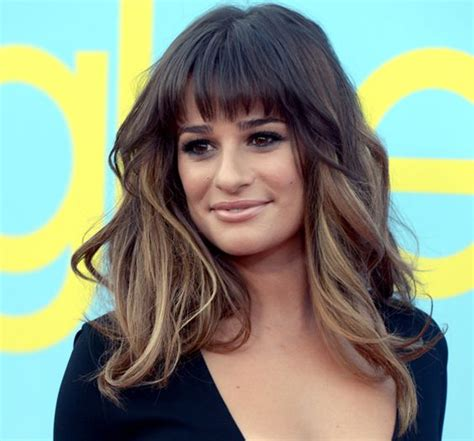 Michele Overall De i will hair like this i will the bangs but my