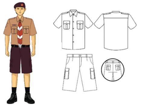 Seragam Marawis Putra Berbagainfo Pakaian Seragam Penggalang Putra