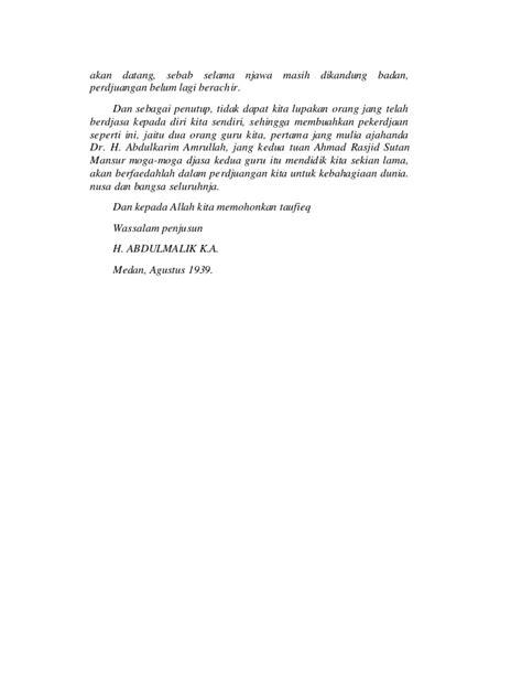 Jual Buku Buya Hamka by Buya Hamka Tasauf Modern