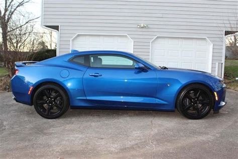 2016 Chevy Camaro Review by 2016 Chevrolet Camaro Ss Real World Review Autotrader