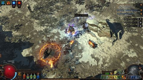 exle of falling path of exile review the fall of oriath pc mmohuts