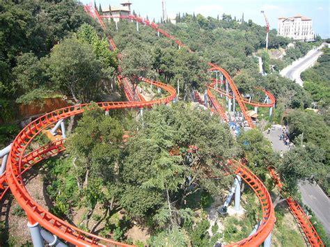 definition theme park wikipedia muntanya russa tibidabo amusement park wikipedia