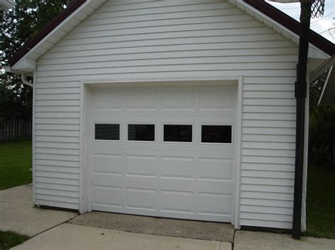 Replacing A Garage Door Replacement Panel Garage Door Doors