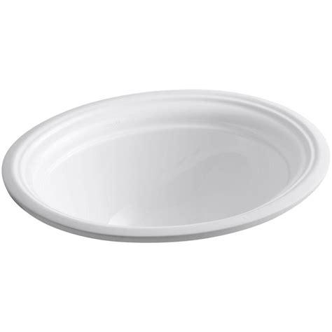 kohler bathroom sink drain kohler devonshire 16 7 8 in vitreous china undermount